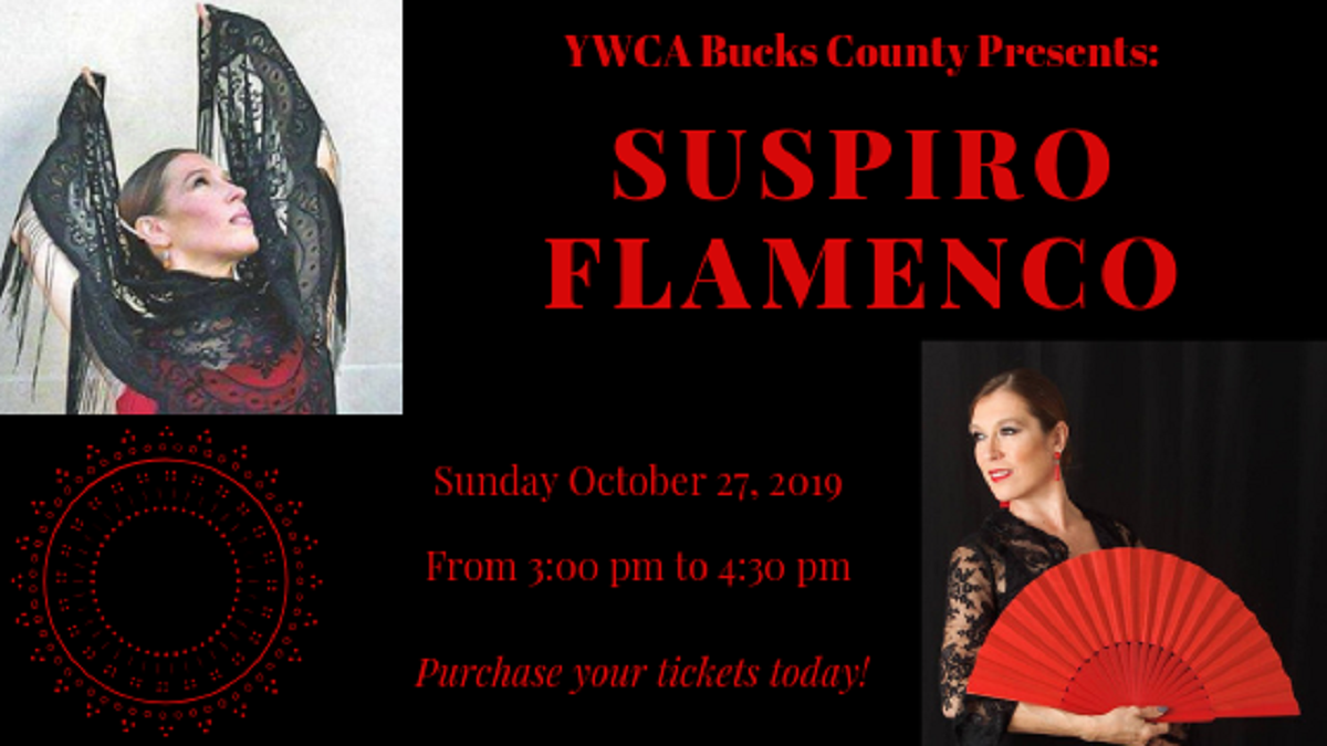 Suspiro Flamenco Show @ Zlock Performing Arts Center (Bucks County Community College)